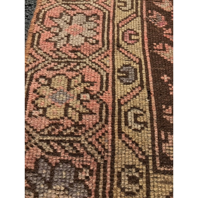 "Antique Persian Malayer Rug - 2'3"" x 3' - Image 9 of 11"