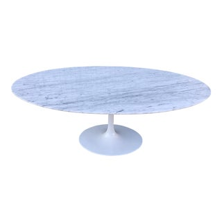 Marble Tulip Table For Sale