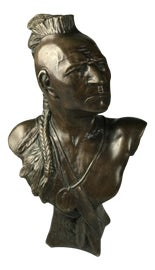 Image of Native American Sculpture
