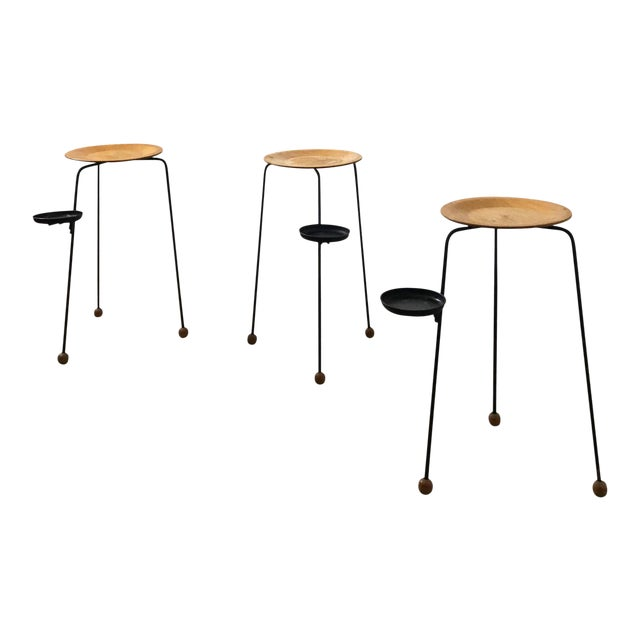 Tony Paul Tempo Group Tablettes - Set of 3 For Sale