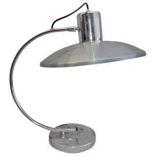 1950s French Desk Lamp For Sale