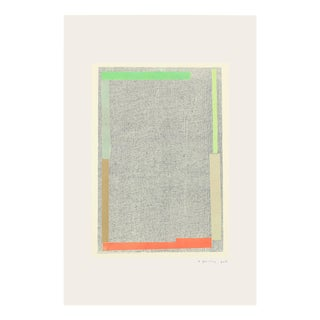 "Elizabeth Gourlay ""Note d"", Print For Sale"