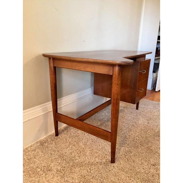 American of Martinsville Desk & Chair - A Pair - Image 4 of 11