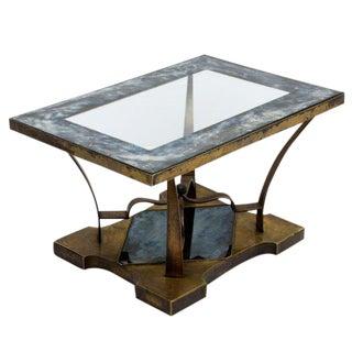 Arturo Pani Rectangular Side Table For Sale