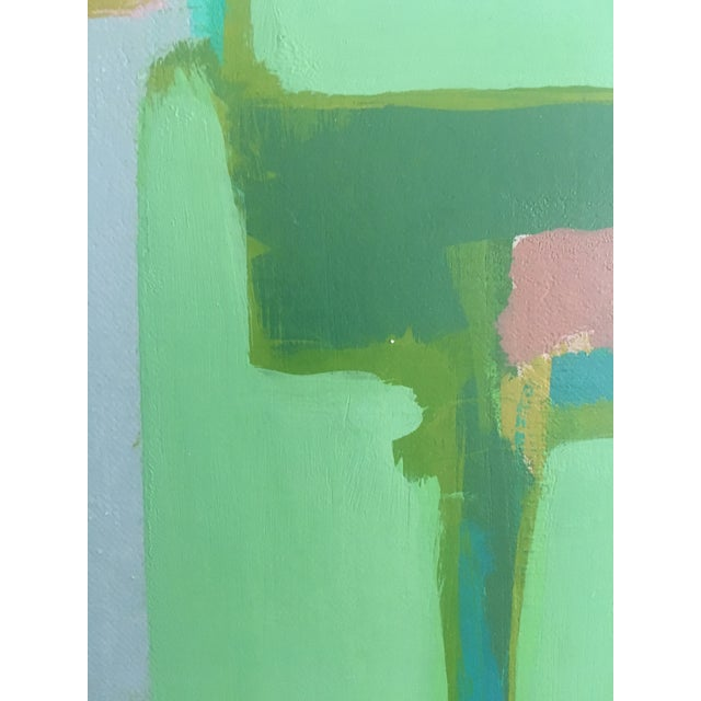 Abstract Painting by Paul Rinaldi For Sale - Image 4 of 8