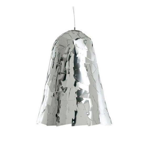 Edra Campana Aluminium Pendant - Image 4 of 5