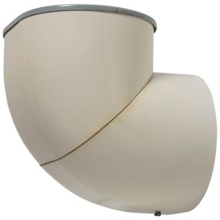 "Pair of ""Gomito"" Wall Lamps by Gae Aluenti for Artemide For Sale"