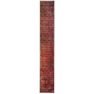 Early 20th Century Tabriz Runner For Sale