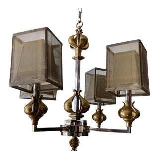 Early 21st Century Transitional Chandelier For Sale