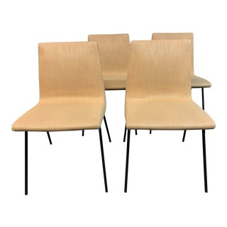 Ligne Roset Pierre Paulin Tv Chairs- Set of 4 For Sale
