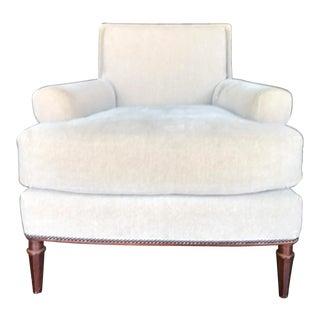 Modern Baker Yves Lounge Chair For Sale