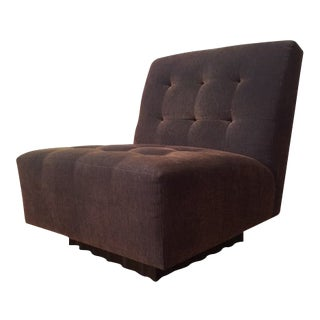 "Dialogica ""Aphors"" Swivel Lounge Chair For Sale"