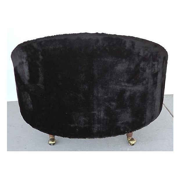 Adrian Pearsall Craft Associates Havana Chair For Sale - Image 7 of 9