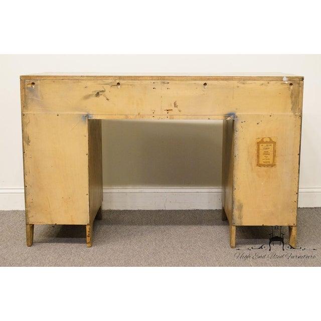 """Davis Cabinet Co. Solid Oak Richwood Finish 48"""" Vanity For Sale - Image 10 of 13"""