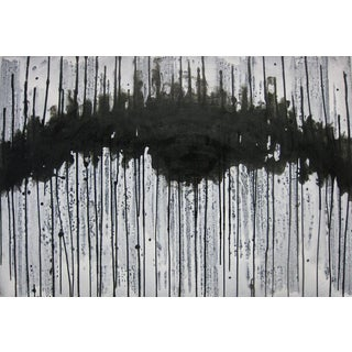 Kiyoshi Otsuka, Nagare Boshi III Painting, 2014 For Sale