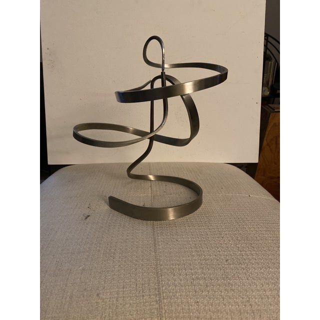 1991 Michael Cutler Mobile Kinetic Sculpture For Sale - Image 12 of 12