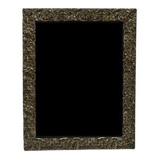 Silverplate Picture Frame