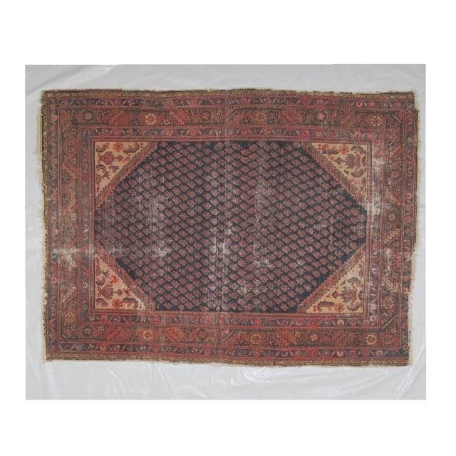 "Leon Banilivi Malayer Wool Rug - 6'4"" X 4'8"" - Image 7 of 7"