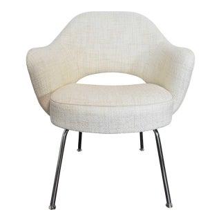 1980s Eero Saarinen Executive Armchair For Sale