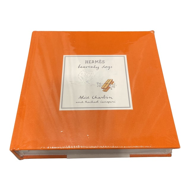 Abrams Hermès Heavenly Days Book by Alice Charbin For Sale
