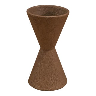 Mid-Century Modern Lagardo Tackett Double Cone Ap Planter For Sale
