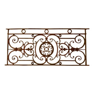 Late 19th Century Antique French Gate For Sale