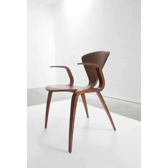 1960s 1960s Norman Cherner Prototype Armchair for Plycraft For Sale - Image 5 of 6