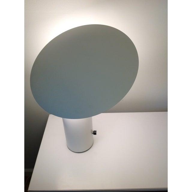 "Koch & Lowy George Nelson for Koch & Lowy ""Half Nelson"" Lamp For Sale - Image 4 of 8"