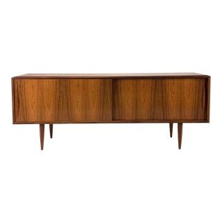 1960s Scandinavian Modern Rosewood Sideboard For Sale