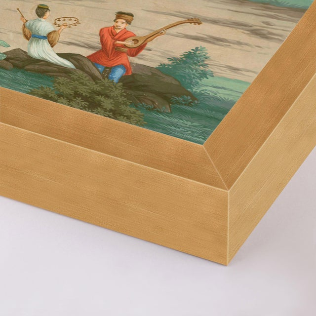 Paper Panorama Gallery Wall, Set of 3 For Sale - Image 7 of 10