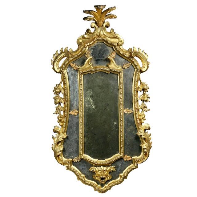 Venetian Giltwood Girondole Mirror For Sale - Image 10 of 10
