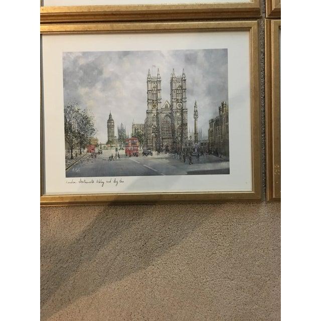 H.Moss Vintage London Prints - Set of 4 - Image 6 of 11