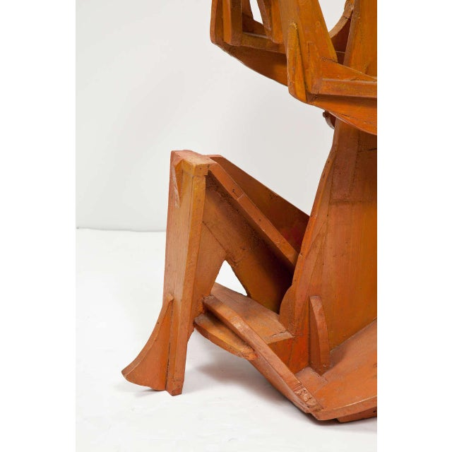 Mid 20th Century Sculpture of Mother and Child For Sale - Image 5 of 11