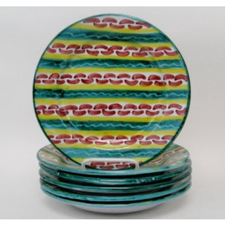 Italian Salad Plates - Set of 6 Preview