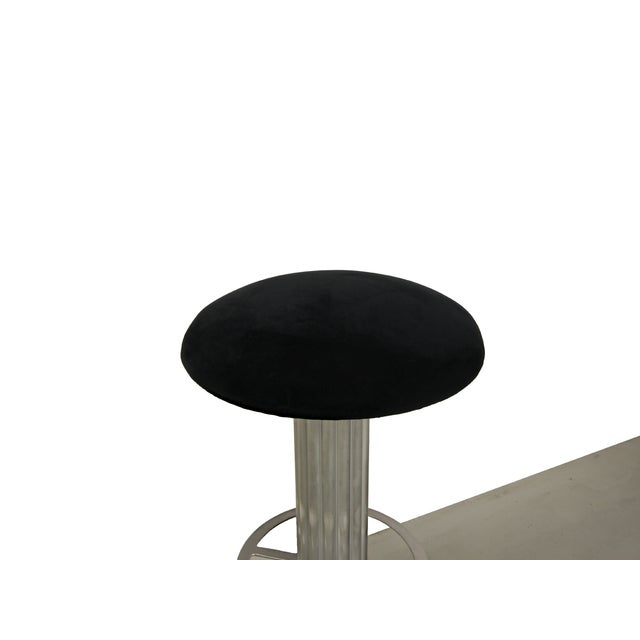 Backless Bar Stool by Design for Leisure - Image 3 of 5