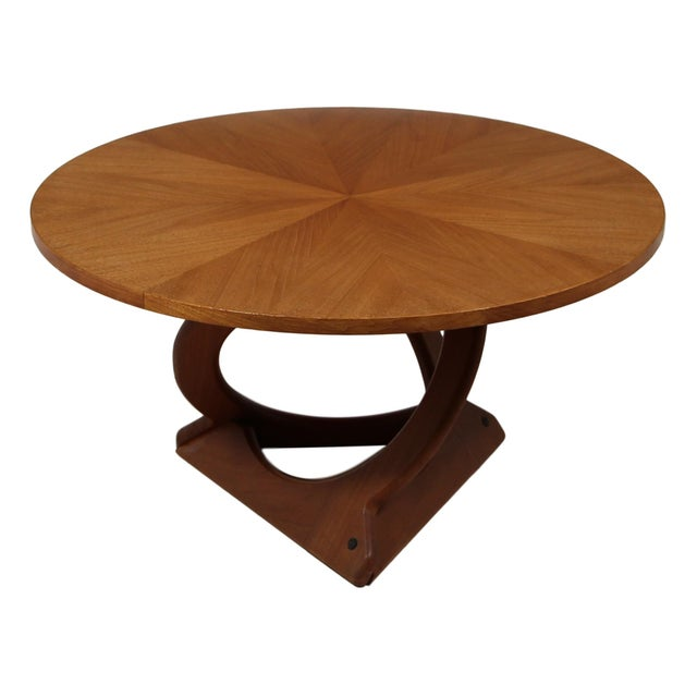 1960s Teak Coffee Table by Søren Georg Jensen for Kubus For Sale - Image 5 of 5