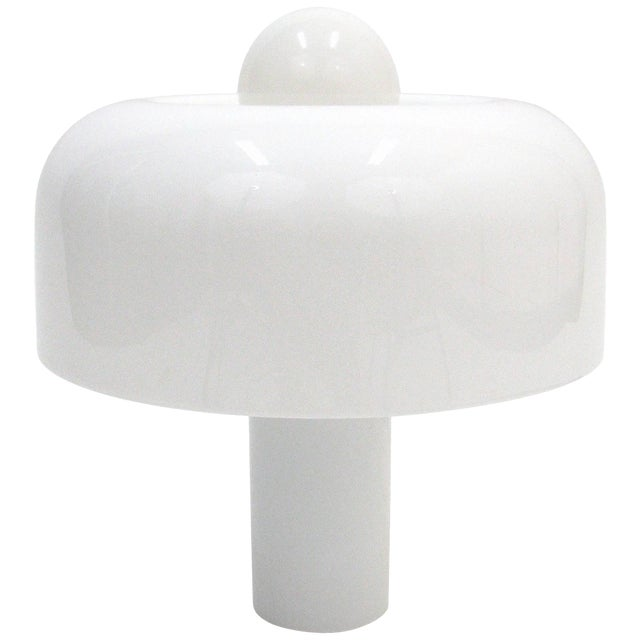 Brumbury Table Lamp by Luigi Massoni for Guzzini For Sale