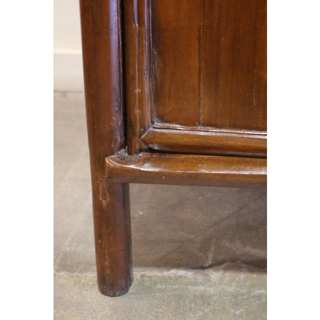 1900s Antique Nanmu Wood Armoire For Sale - Image 4 of 10