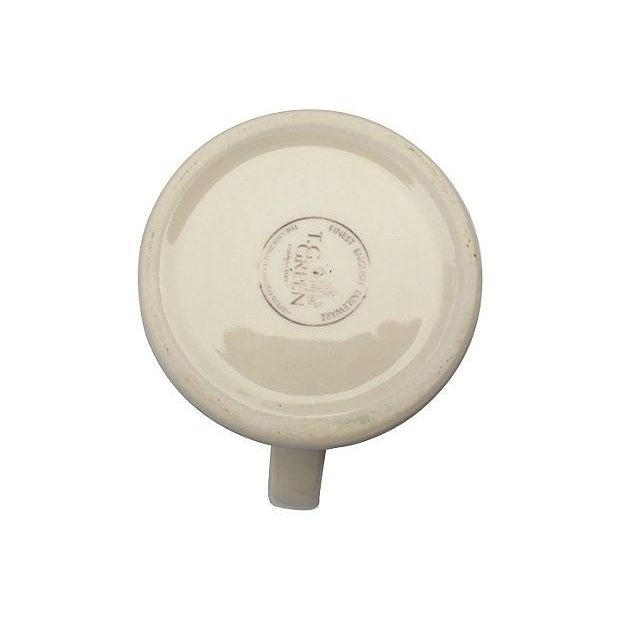 English Cornishware Cream Jug - Image 4 of 4
