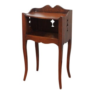 Louis XV Walnut Side Table