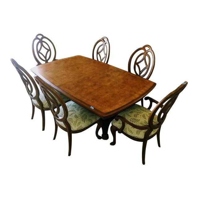 Thomasville Villa Soleil Dining Set For Sale