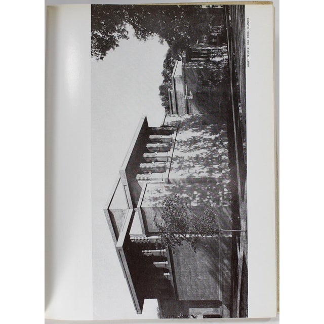 1950s Frank Lloyd Wright: A Testament, First Edition For Sale - Image 5 of 13