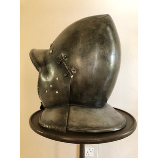 Scottish Burgonet Helmet Replica Preview