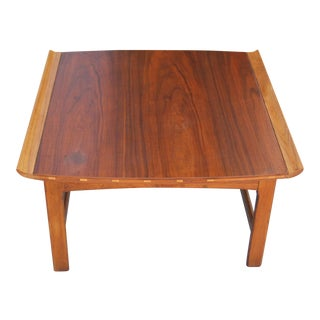 Mid-Century Coffee Lane Furniture Walnut Coffee Table