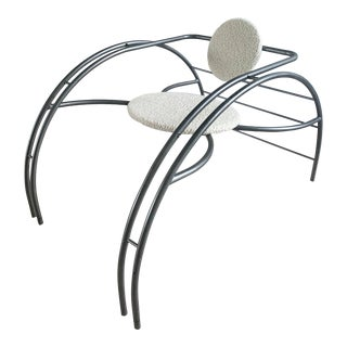 Post Modern Les Amisca Quebec 69 Spider Chair For Sale