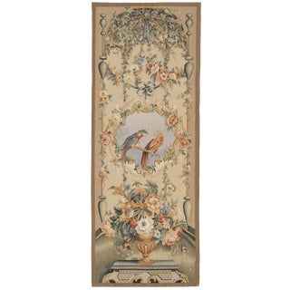 "Chinese Wall Hanging Tapestry- 2'2""x 5'8"" For Sale"