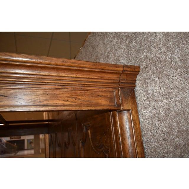 Drexel Heritage Vintage Drexel Heritage King Size Canopy Bed For Sale - Image 4 of 13