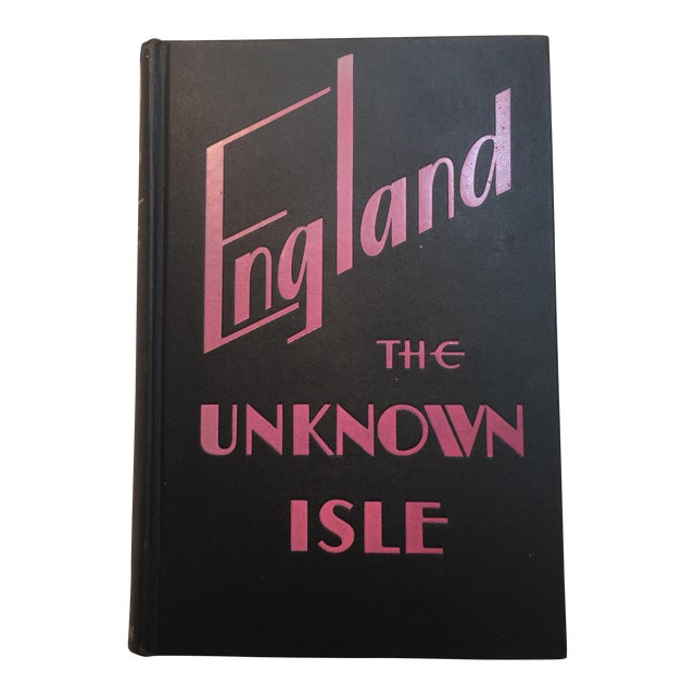 1932 England the Unknown Isle - Image 1 of 7