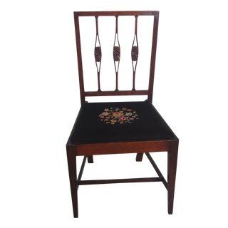 Federal Mahogany Dining Chair