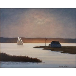 Daniel Pollera, Sailing the Marsh, 2017 For Sale